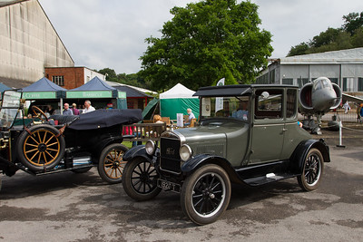 Ford Model T Coupe
