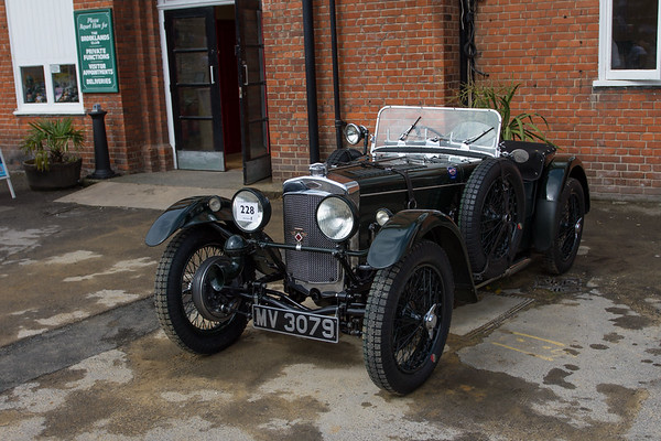 1932 - Frazer Nash TT Replica