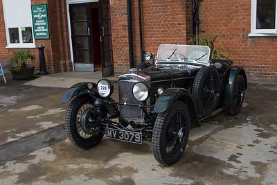 1932 Frazer Nash TT Replica