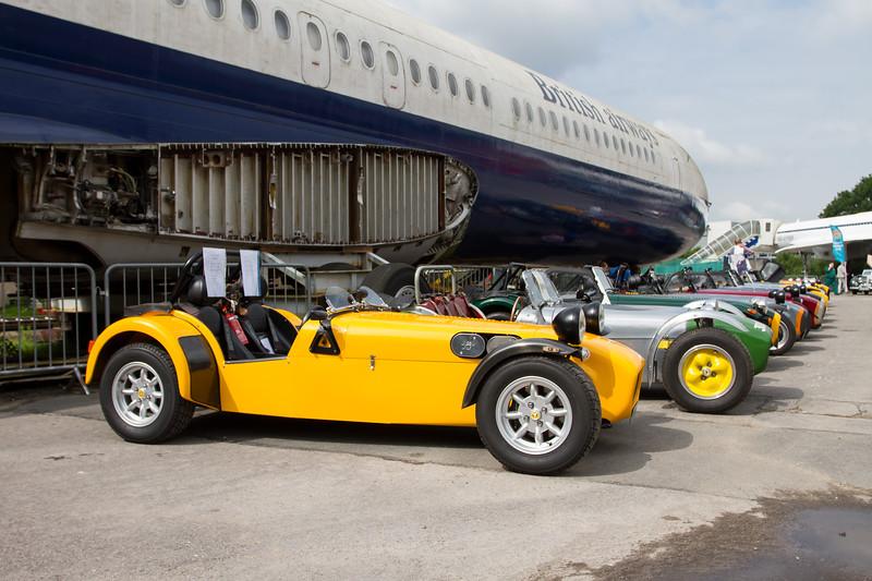1996 Caterham Seven Supersport