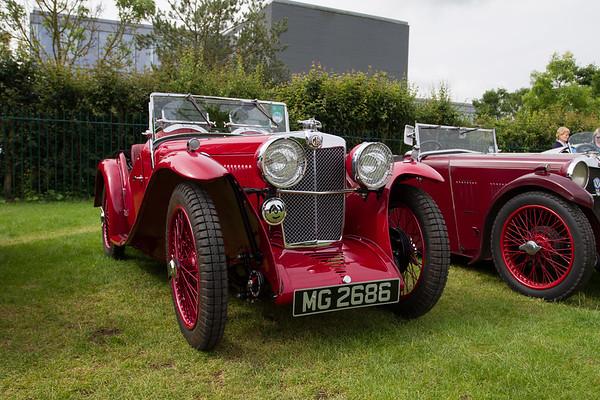 1933 MG J1 Midget