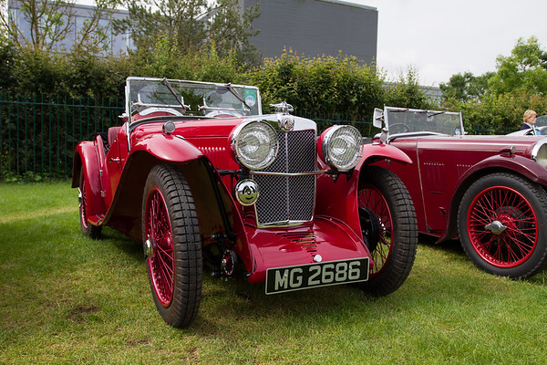 1933 - MG Midget J1