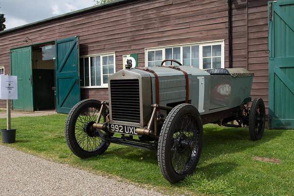 1920 Essex Tourer (Moon Motor Car)