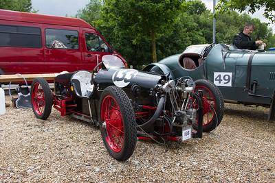1924/26 - Morgan/GN Salome Shelsley Special