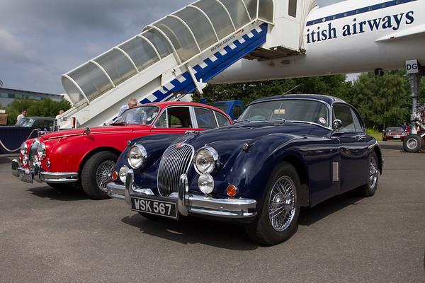 1957 Jaguar XK150 SE FHC