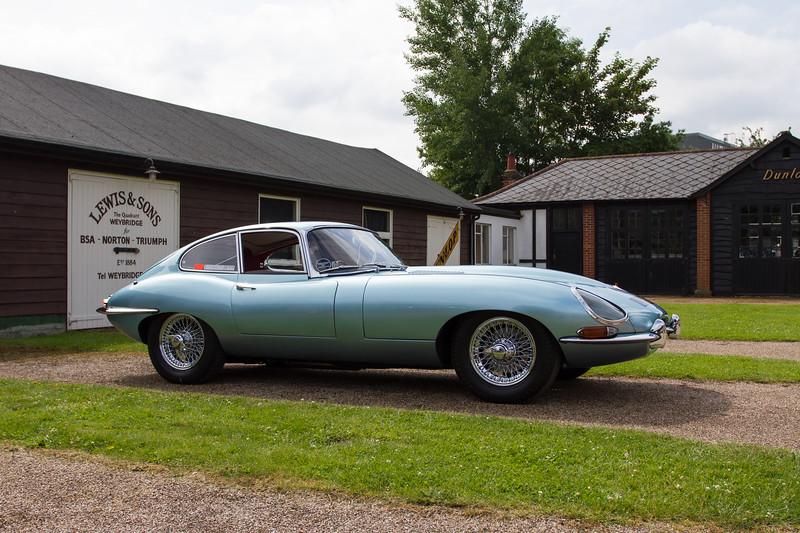 1962 Jaguar E-type Coupe