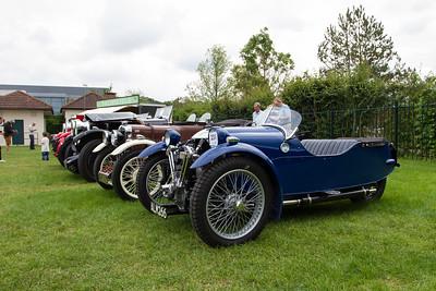 1933 - Morgan 3 Wheeler