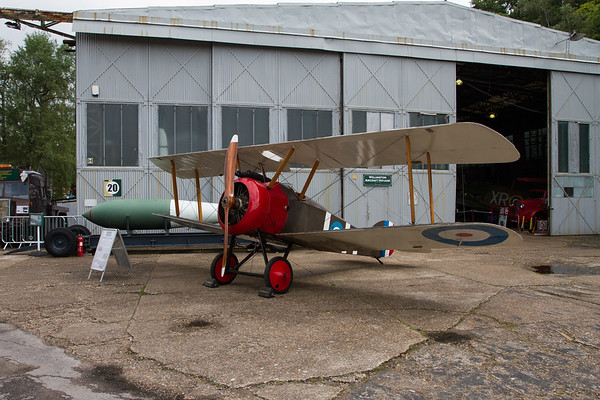 1917 - Sopwith Camel F1 Reproduction