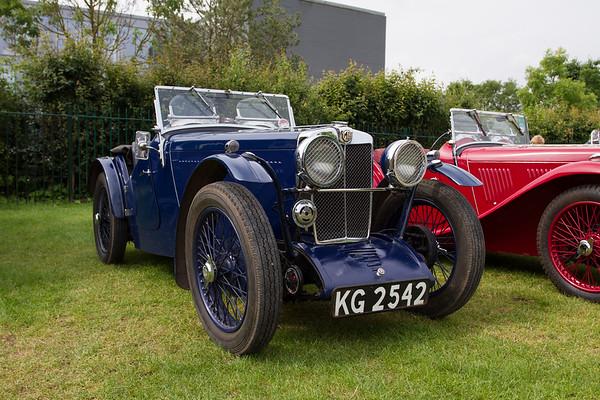 1933 MG L2 Magna