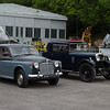 1965 - Rover 110 Saloon and Talbot Six
