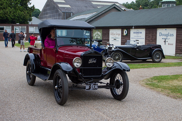 1927 Ford Model T Pick-up