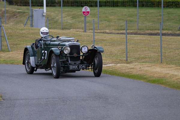 1934 - Frazer Nash TT Replica