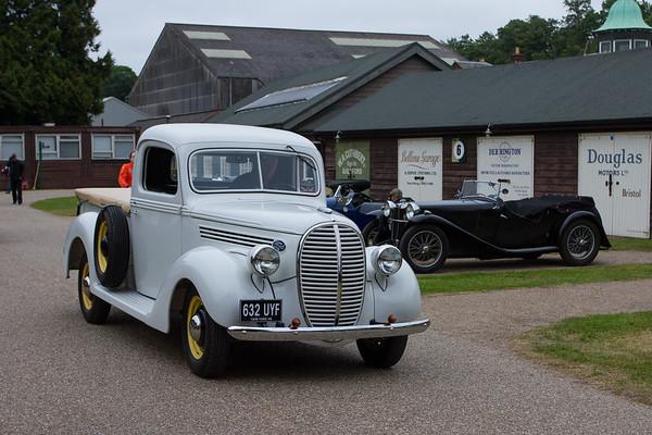1939 Ford V8 Pick-up