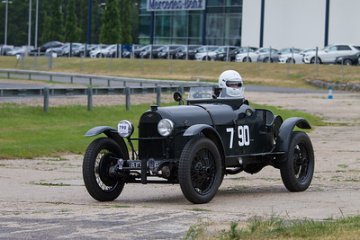 1929 - Riley Ford Special