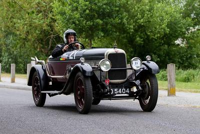 1927 - Alvis 12/50 SD