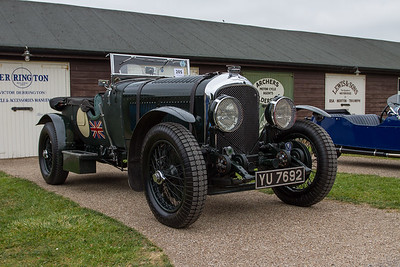 1927 - Bentley Le Mans