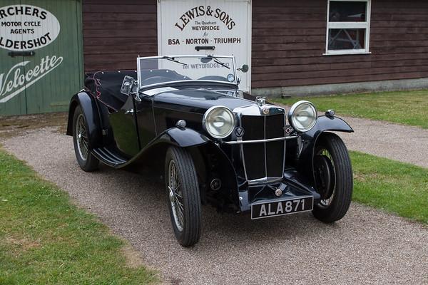 1933 MG K1 Magnette