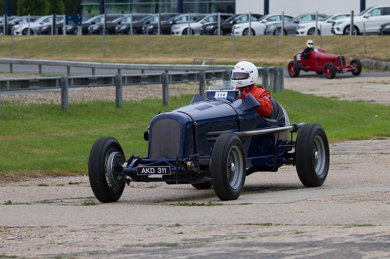1935 Lagonda Rapier