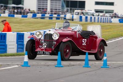 1934 - Lagonda M45 4 STR Tourer