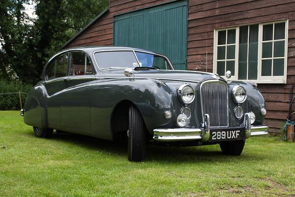 1954 Jaguar Mk.VII