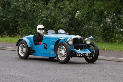 1937 - Riley 9