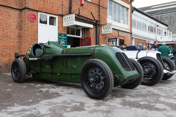 1926 - Bentley 8-Litre Special