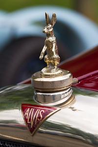 1929/34 - Alvis Silver Eagle
