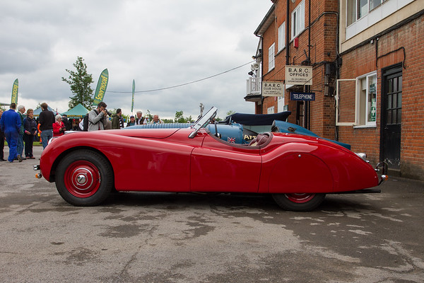 1950 - Jaguar XK 120