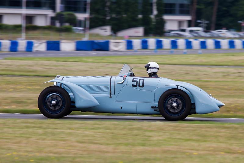 1937 Delage D6 Course