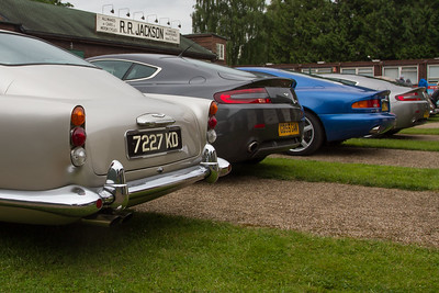 1963 - Aston Martin DB4 Series 5 GT