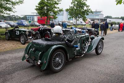 1934 - Frazer Nash TT Replica