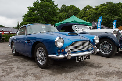 1960 - Aston Martin DB4