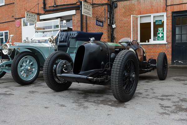 1935 Bentley 4½ Litre 'Pacey Hassan Special'