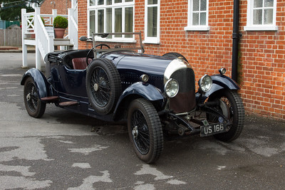 1929 - Bentley 3 Litre