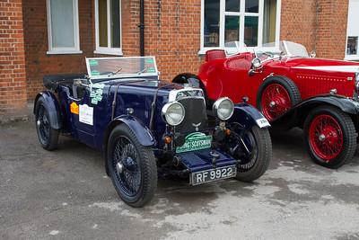1932 - Aston Martin Internatonal