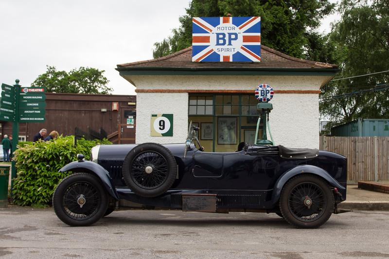 1929 - Bentley 3 Litre