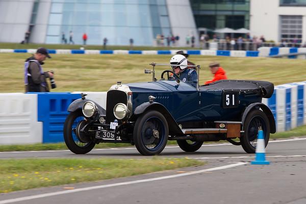 1921 - Vauxhall 30-98 E-Type Tourer