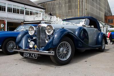 1937 - Lagonda LG45 Open Tourer