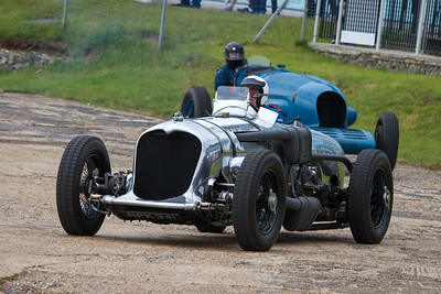 1923 - Napier-Railton Special