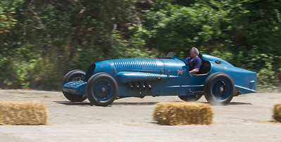 1921 - Napier-Campbell Bluebird Special