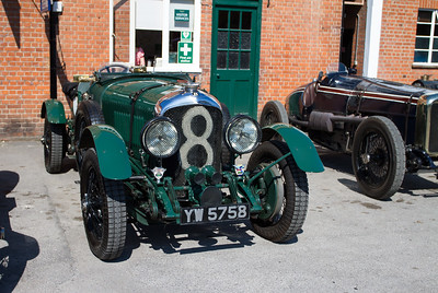 1928 - Bentley 4½-Litre