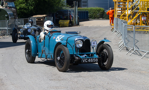 1937 - Riley Merlin Special