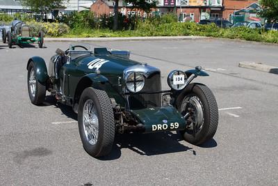1938 - Riley Big Four Special