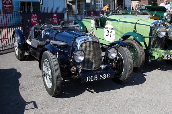 1936 Aston Martin 2 litre Speed Model