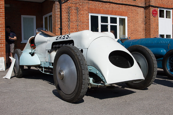 1923 - Leyland Thomas Special 'Babs'