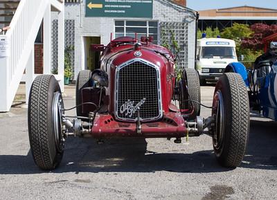 1934 Alfa Romeo Tipo B