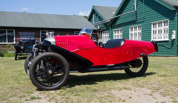 1927 - Morgan Aero 3 Wheeler