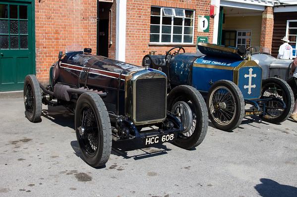 1923 - Delage Type DH V12