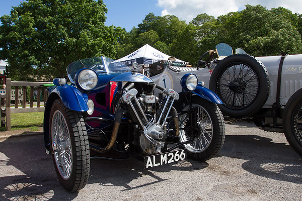 1933 - Morgan Three-Wheeler