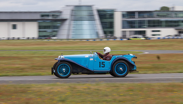 1933 - MG L1 4 Seater
